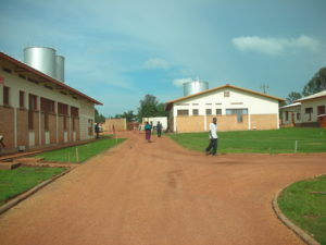 Ospedale burundese