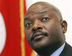 Presidente Burundi