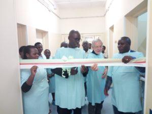 Burundi ospedale