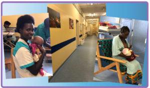 reparti neonatali in Africa