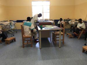 ospedali in Burundi