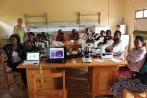formazione in Burundi