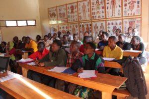 interventi formativi in Burundi