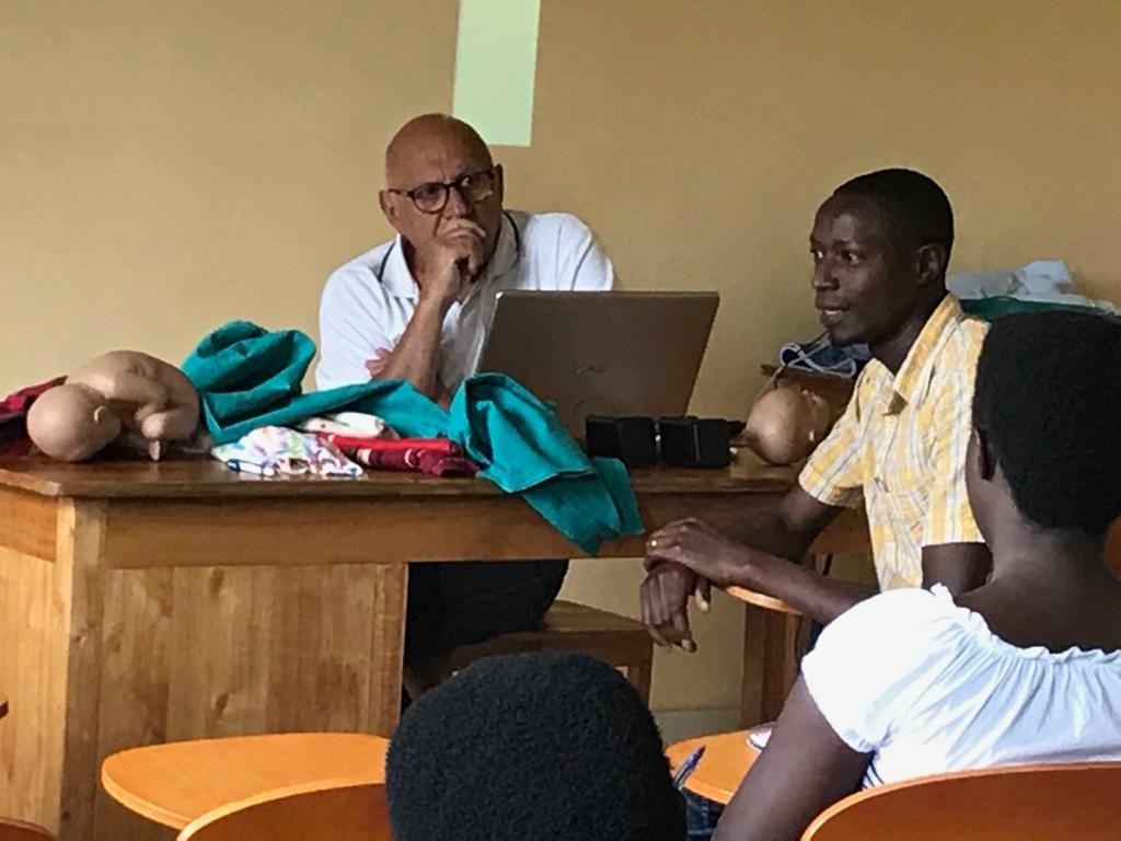 Corsi formazione Guido Calciolari in Burundi