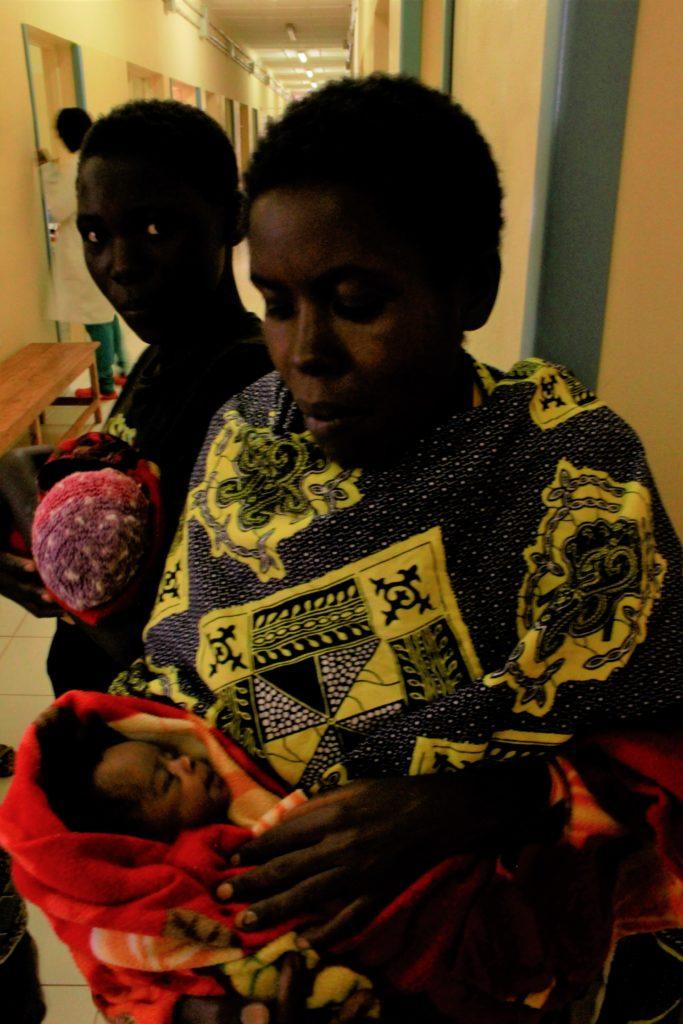 Kangaroo mother care Burundi