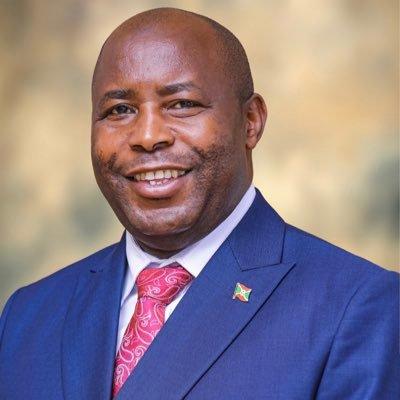 Evariste Ndayishimiye
