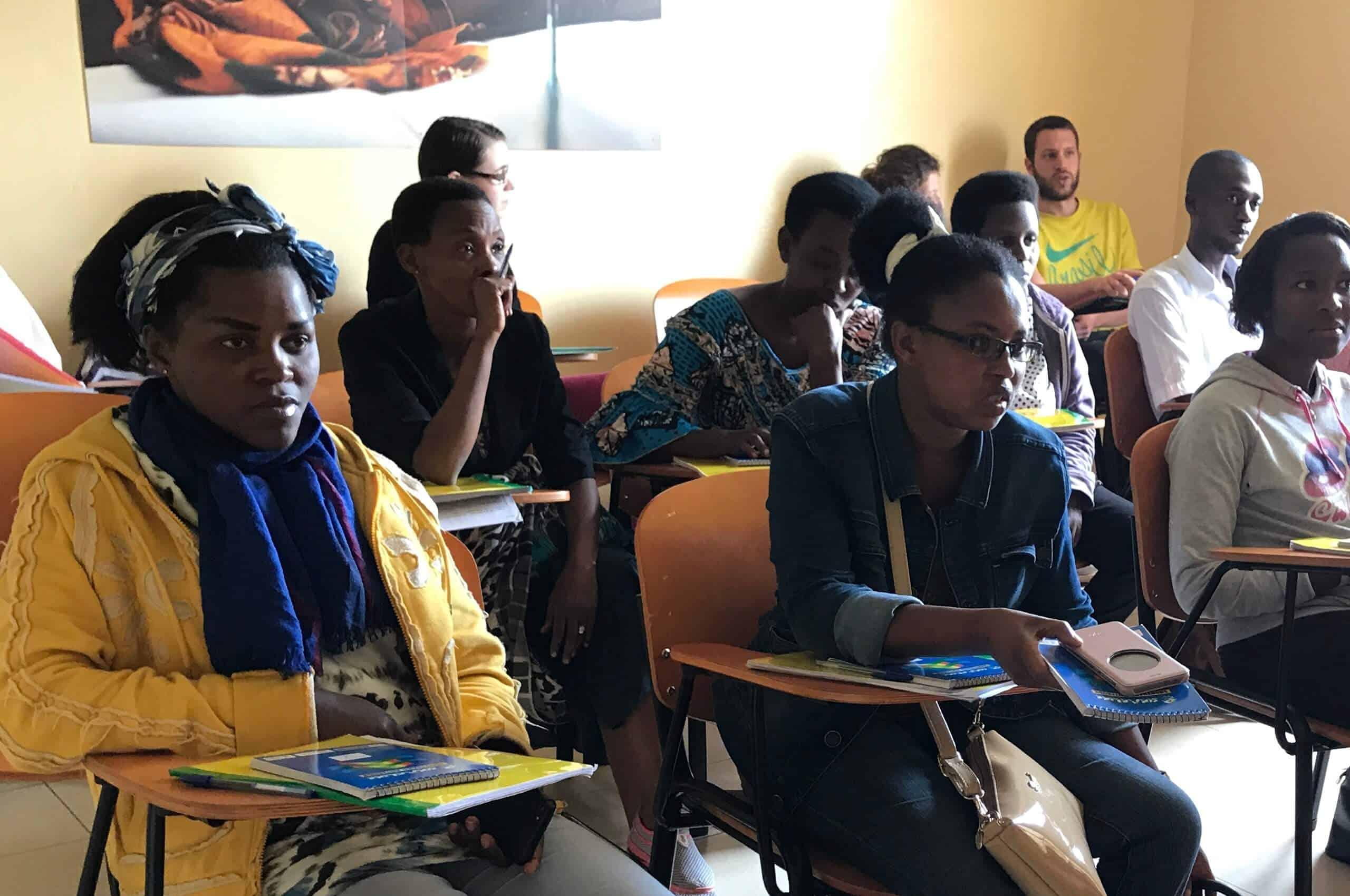 formazione in Africa