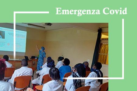 Emergenza Covid in Burundi.