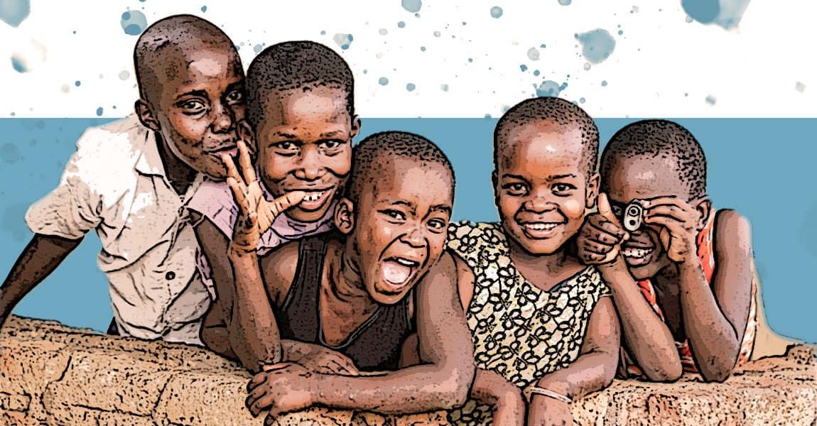 Donazionei all'Africa.