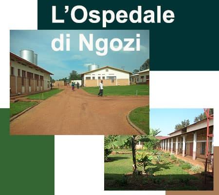 L'ospedale di Ngozi