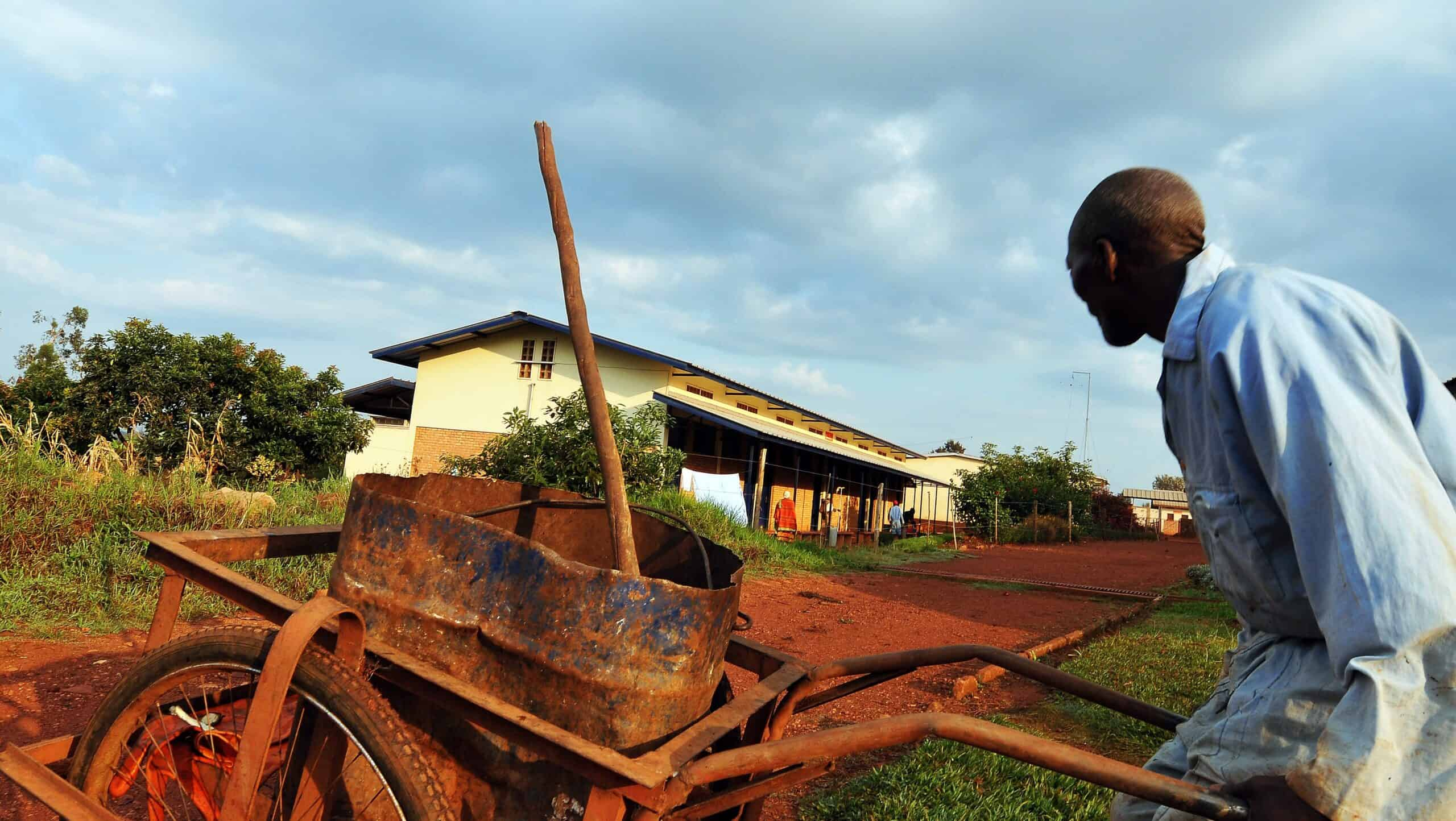 Paesi poveri, il Burundi