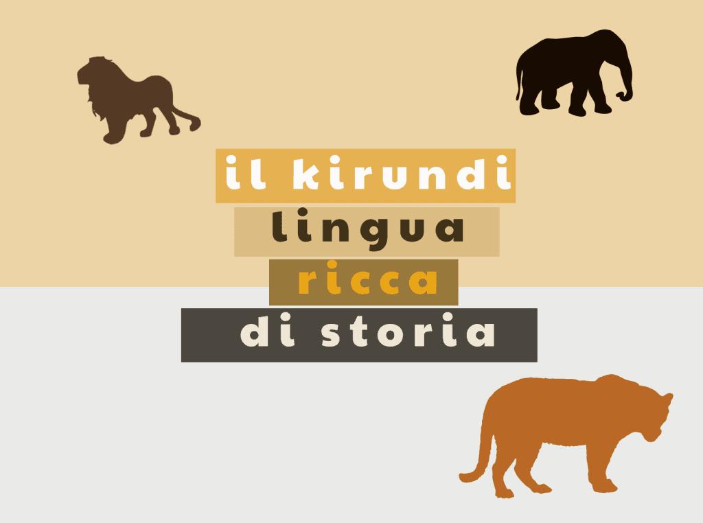 Il Kirundi la lingua.
