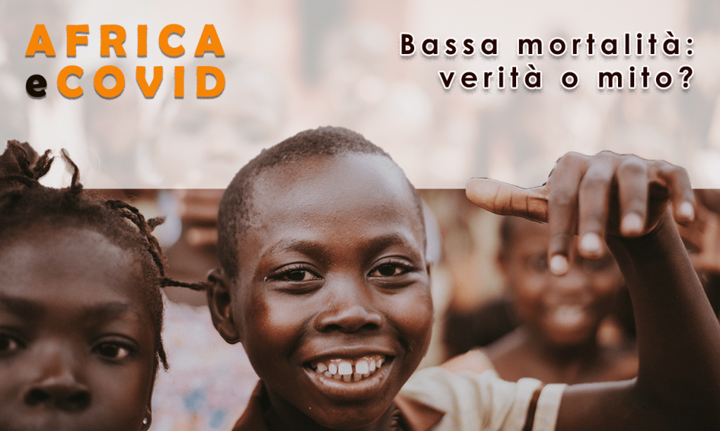 Covid in Africa.